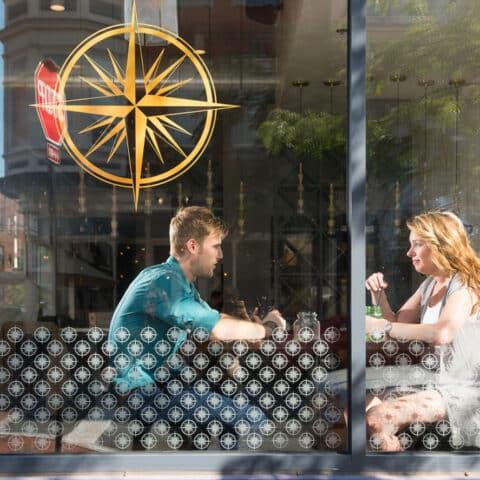 Downtown Wilmington, DE bar near MKT Place
