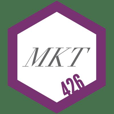 426 MKT logo