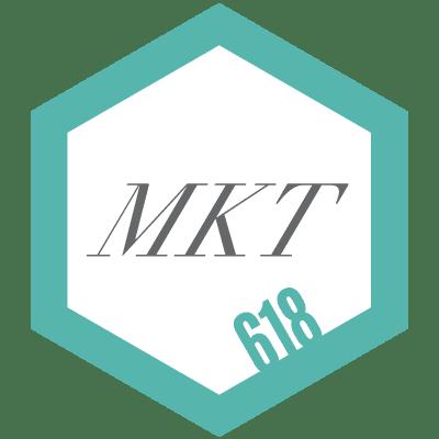 618 MKT logo
