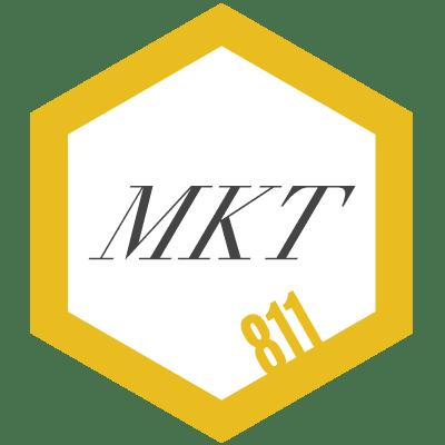 811 MKT Logo