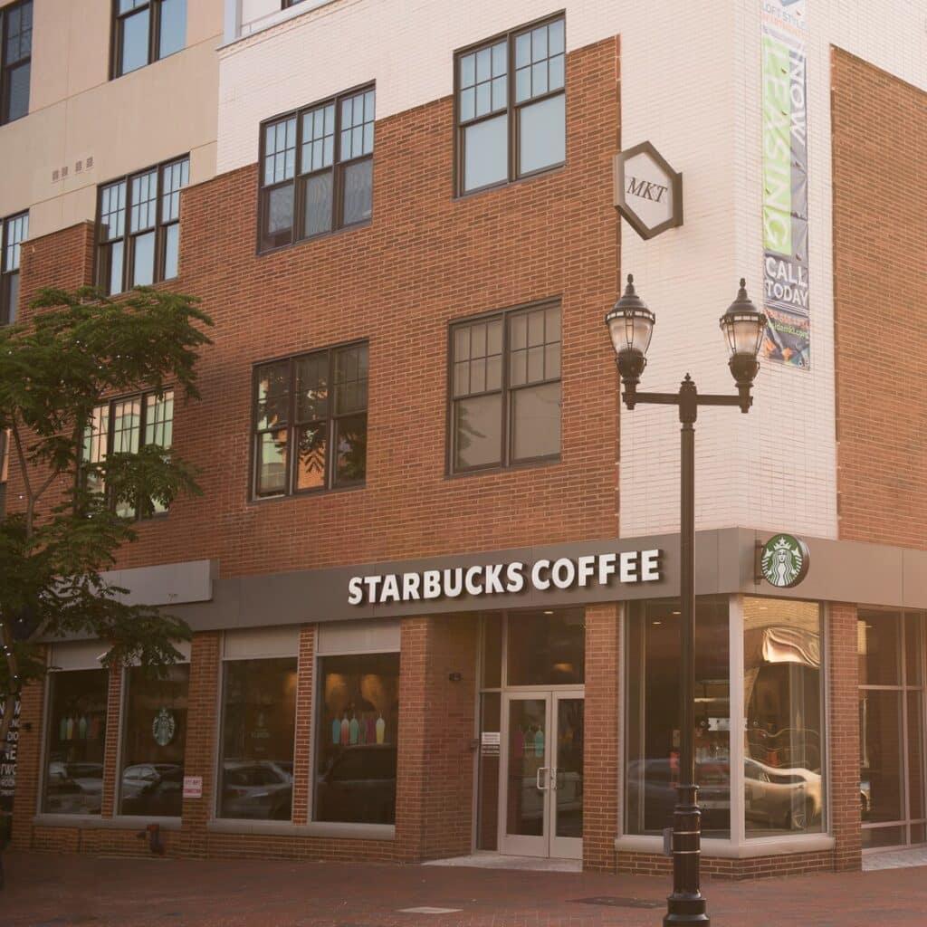 MKT 627 exterior in Downtown Wilmington