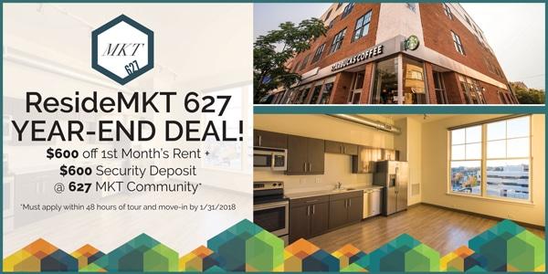 ResideMKT 627 Year End Deal