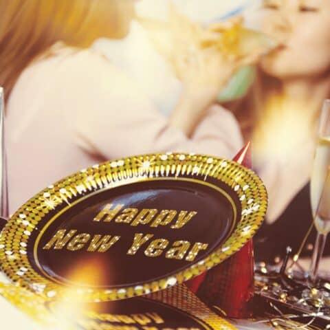 New Year's Eve on Market Street