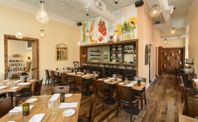 Restaurant in Downtown Wilmington, DE near ResideMKT apartments