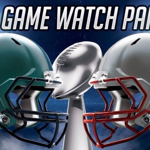 Big game watch advertisement