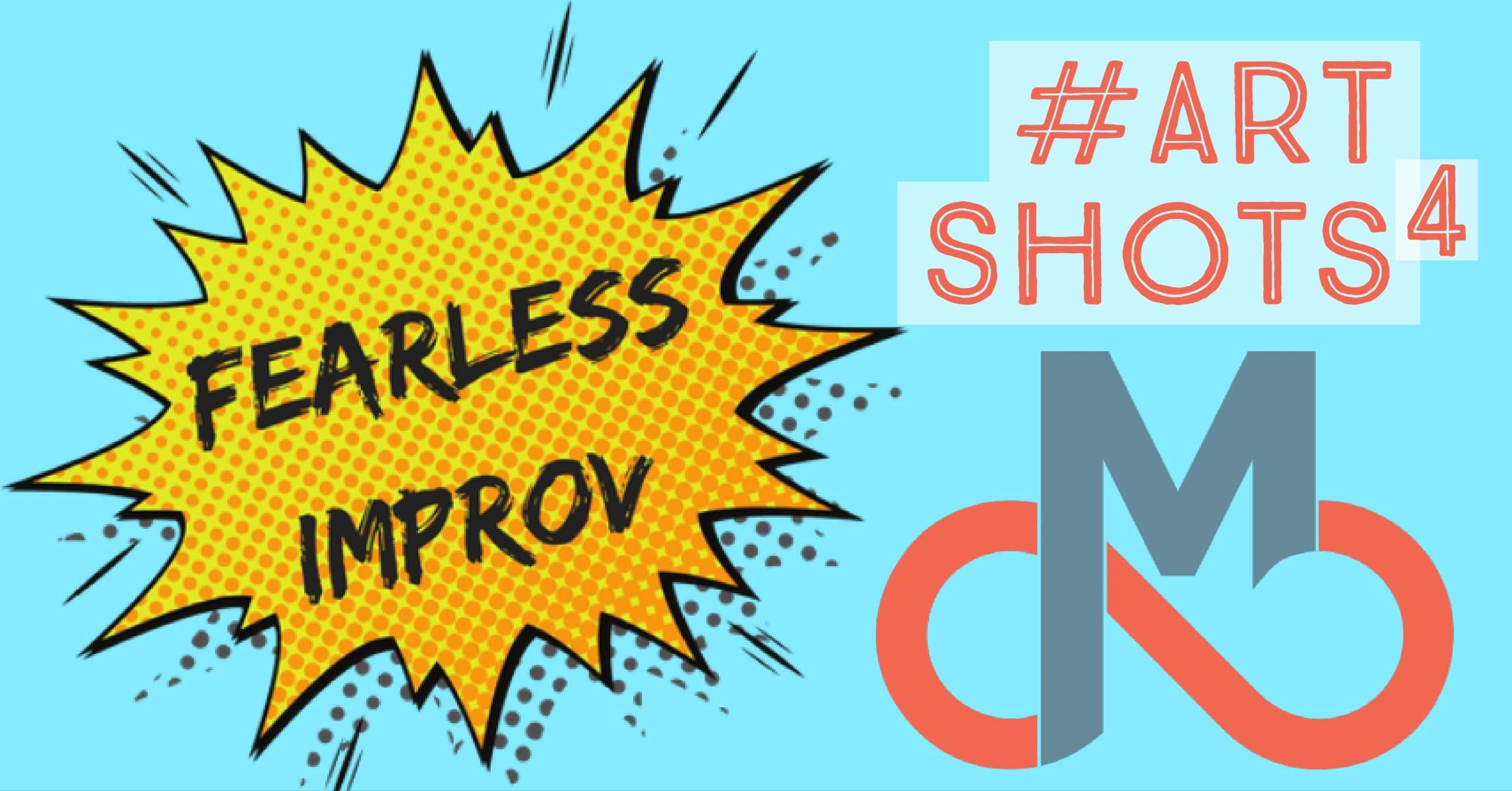 Fearless Improv logo