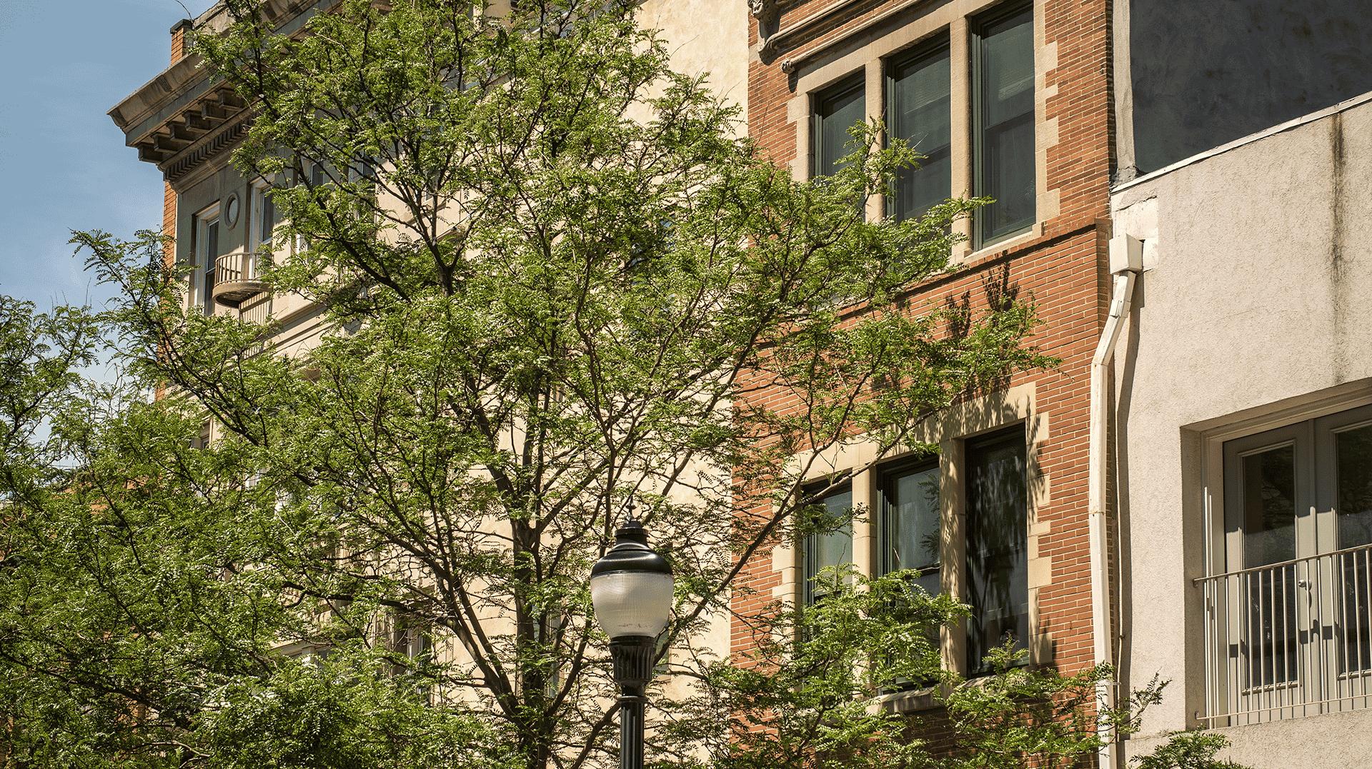 815 MKT exterior in Downtown Wilmington
