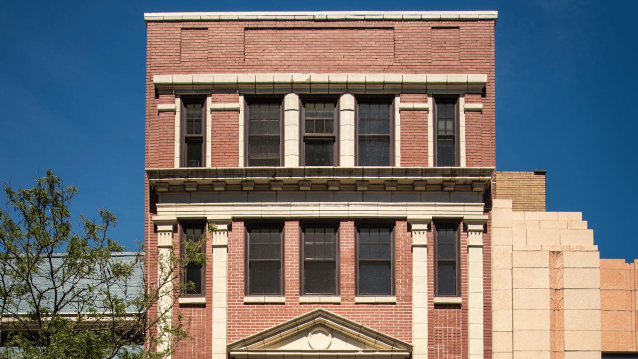 837 MKT apartments exterior