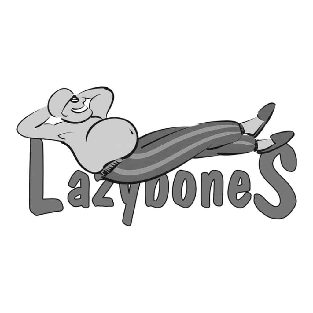 Lazybones Logo