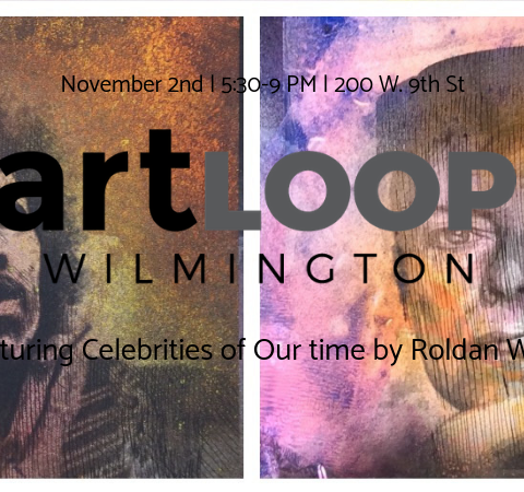 Art Loop Wilmington Advertisement