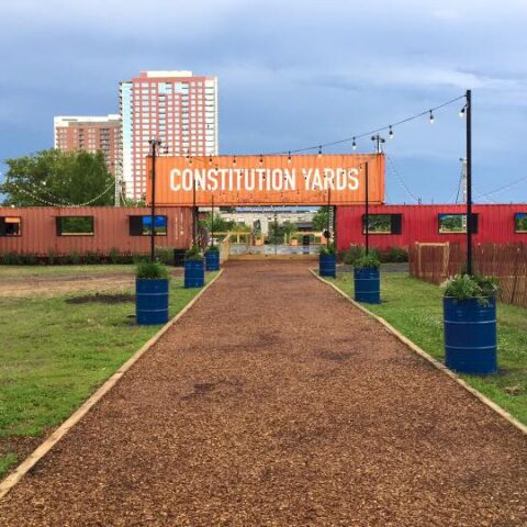Celebrate 4th of July with CBN at Constitution Yards Beer Garden 2019