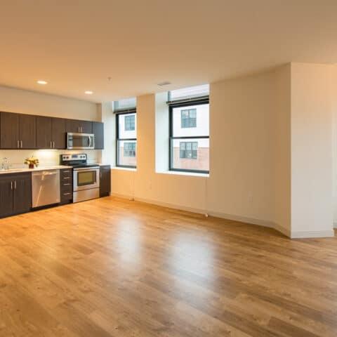 618 MKT Apartment Living Room